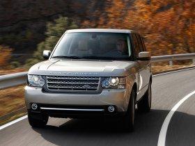 Ver foto 22 de Land Rover Range Rover (L322) 2009