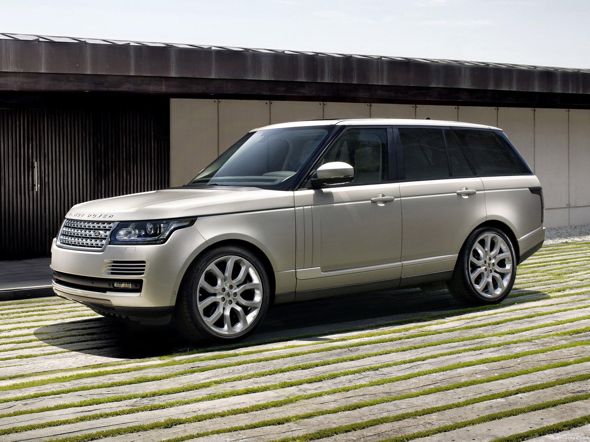 Foto 0 de Land Rover Range Rover (L405) 2013