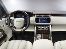 Ver foto 5 de Land Rover Range Rover (L405) 2013