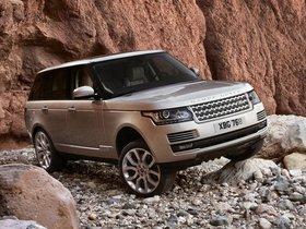 Ver foto 8 de Land Rover Range Rover (L405) 2013