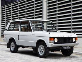 Ver foto 7 de Land Rover Range Rover 3 puertas 1970