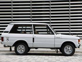 Ver foto 6 de Land Rover Range Rover 3 puertas 1970
