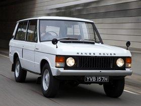 Ver foto 5 de Land Rover Range Rover 3 puertas 1970