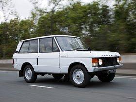 Ver foto 4 de Land Rover Range Rover 3 puertas 1970