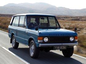 Ver foto 3 de Land Rover Range Rover 3 puertas 1970