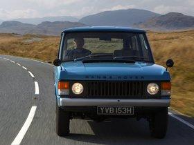 Ver foto 2 de Land Rover Range Rover 3 puertas 1970