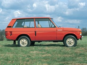 Ver foto 18 de Land Rover Range Rover 3 puertas 1970