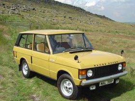 Ver foto 17 de Land Rover Range Rover 3 puertas 1970