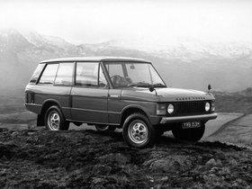 Ver foto 16 de Land Rover Range Rover 3 puertas 1970
