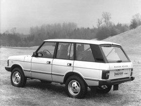 Ver foto 2 de Land Rover Range Rover 5 puertas 1981