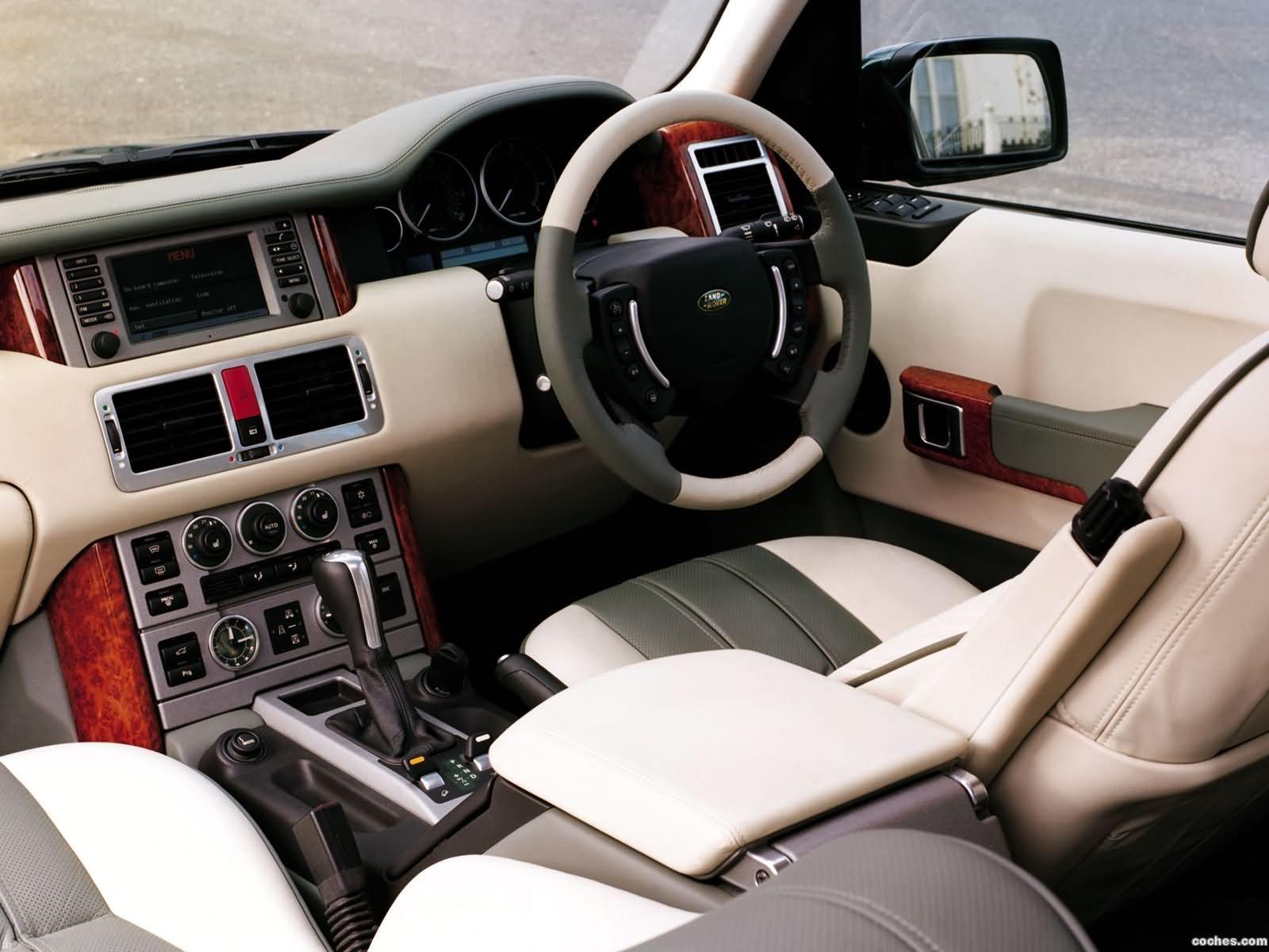 Foto 5 de Land Rover Range Rover Autobiography 2004