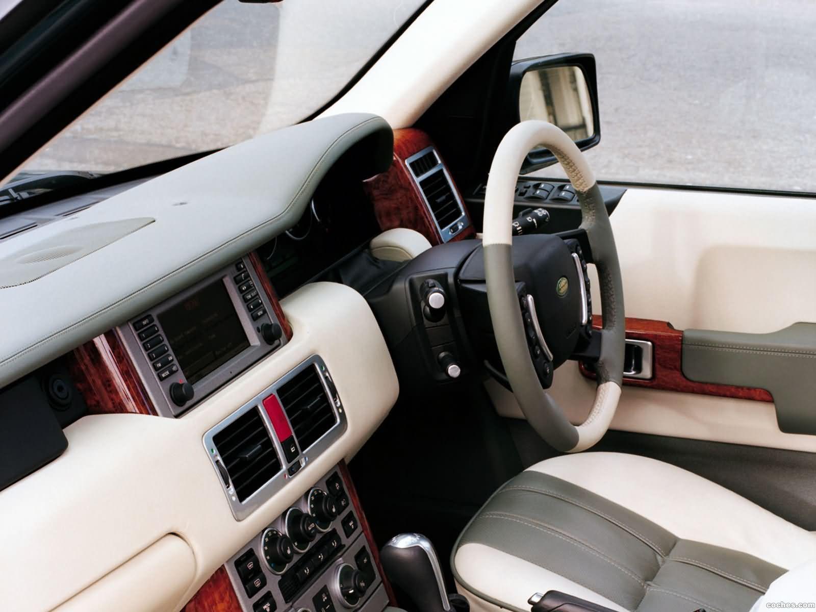 Foto 4 de Land Rover Range Rover Autobiography 2004