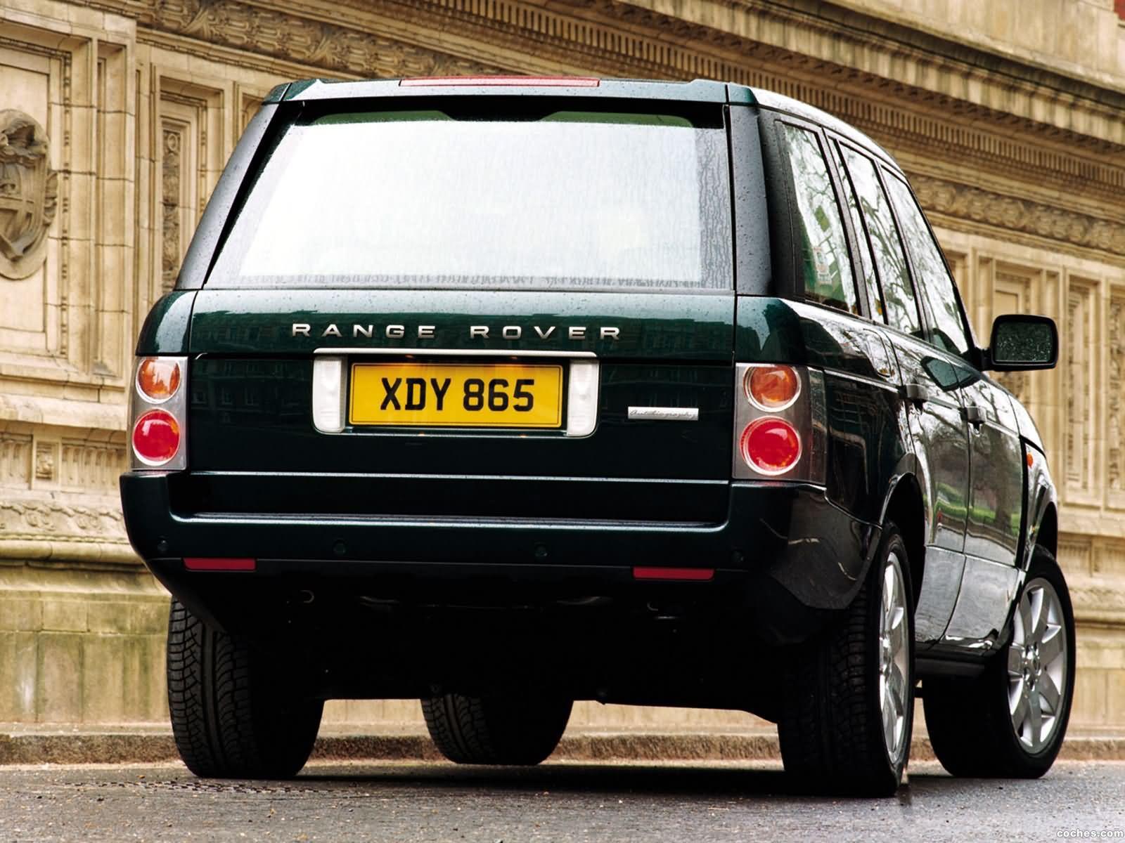 Foto 3 de Land Rover Range Rover Autobiography 2004