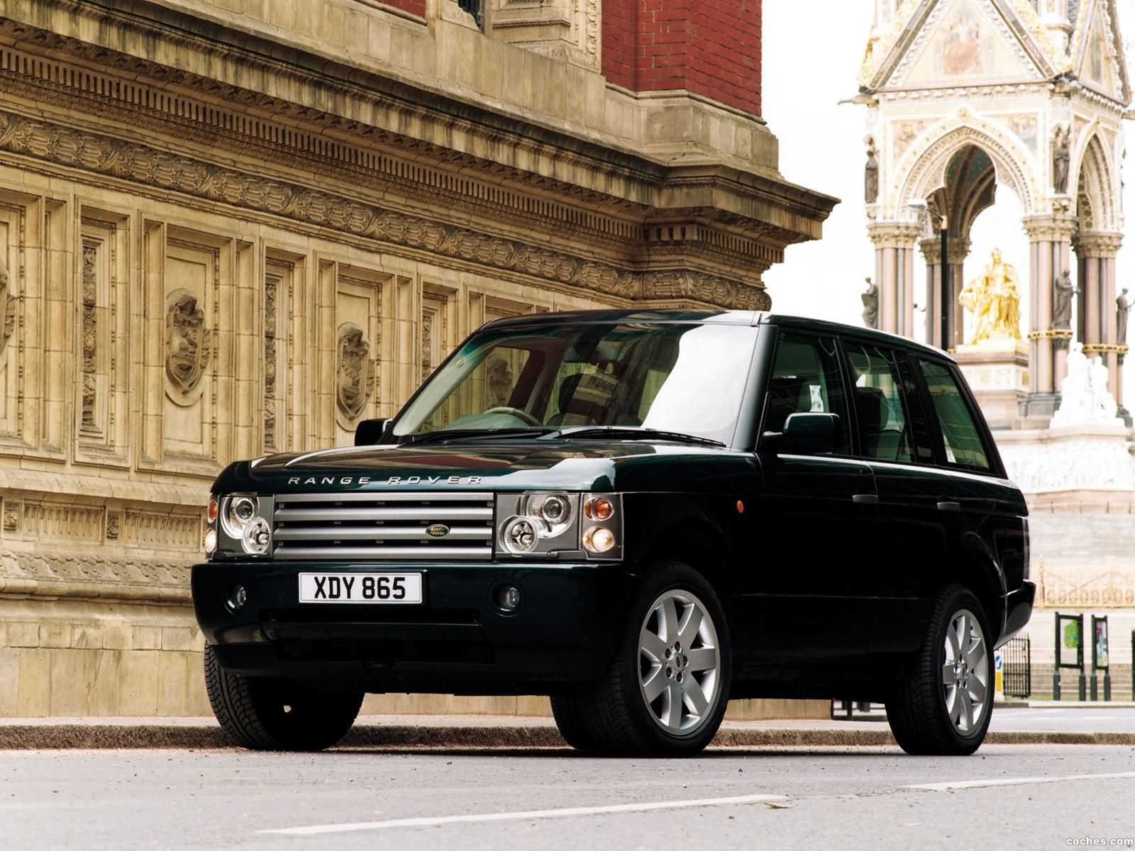 Foto 0 de Land Rover Range Rover Autobiography 2004