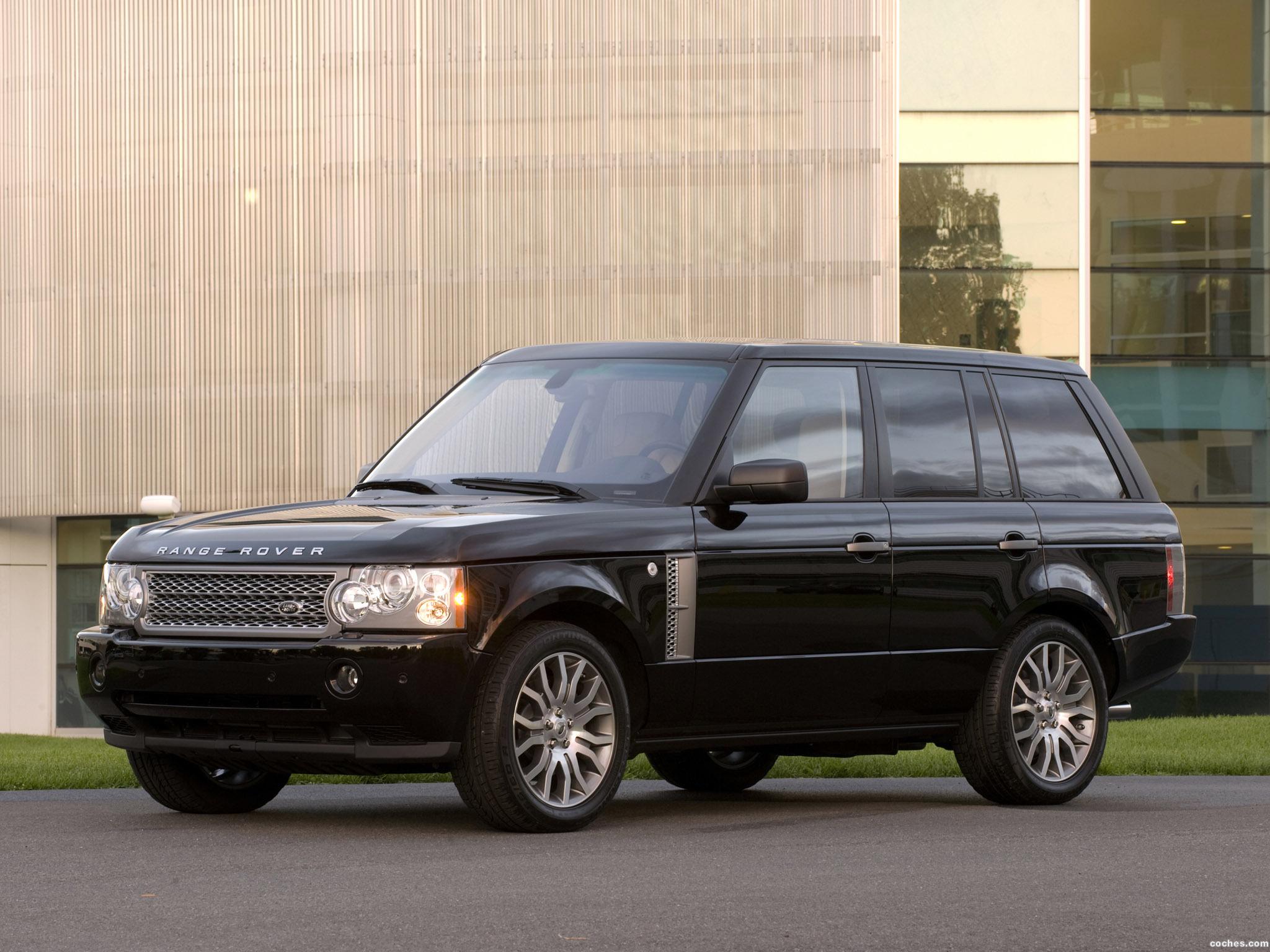Foto 0 de Land Rover Range Rover Autobiography 2008