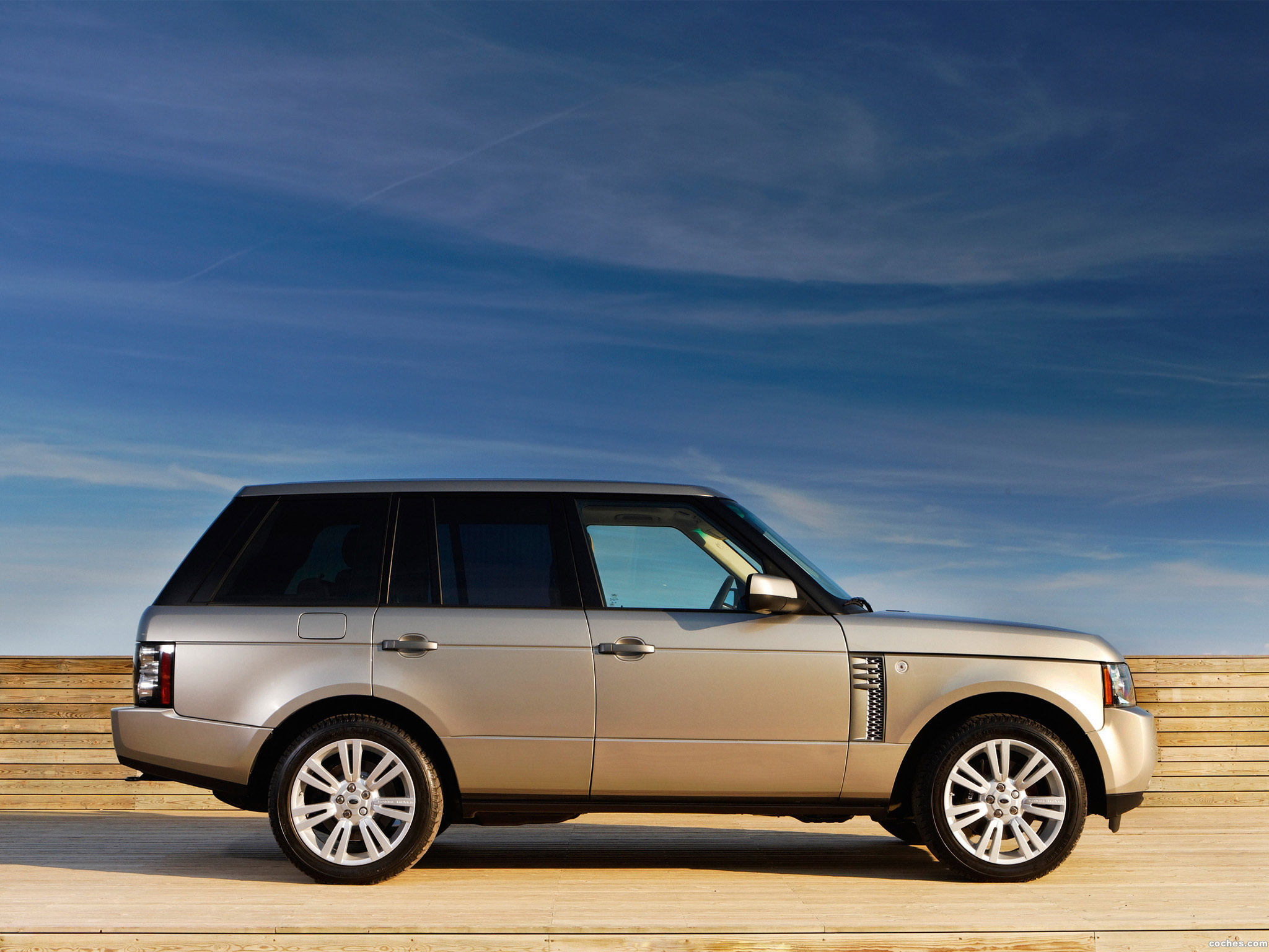 Foto 4 de Land Rover Range Rover Autobiography 2009