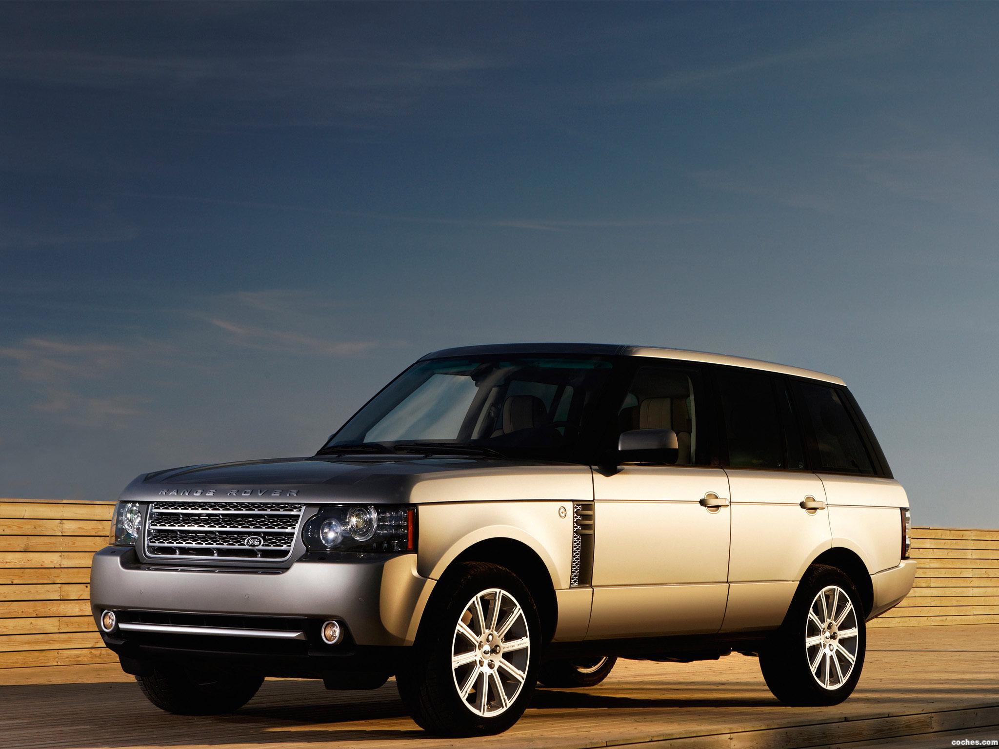 Foto 0 de Land Rover Range Rover Autobiography 2009