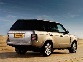 Ver foto 2 de Land Rover Range Rover Autobiography 2009