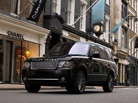Ver foto 1 de Land Rover Range Rover Autobiography Black 40th Anniversary 2010