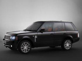 Ver foto 9 de Land Rover Range Rover Autobiography Black 40th Anniversary 2010