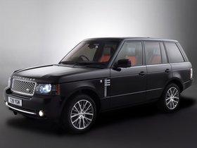 Ver foto 8 de Land Rover Range Rover Autobiography Black 40th Anniversary 2010