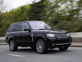 Ver foto 7 de Land Rover Range Rover Autobiography Black 40th Anniversary 2010