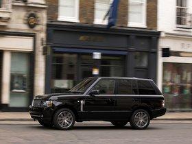 Ver foto 6 de Land Rover Range Rover Autobiography Black 40th Anniversary 2010