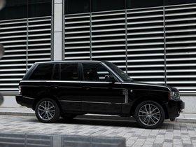 Ver foto 5 de Land Rover Range Rover Autobiography Black 40th Anniversary 2010