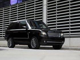 Ver foto 4 de Land Rover Range Rover Autobiography Black 40th Anniversary 2010