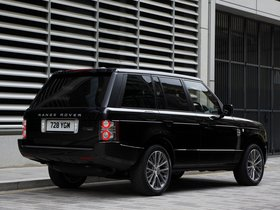 Ver foto 3 de Land Rover Range Rover Autobiography Black 40th Anniversary 2010