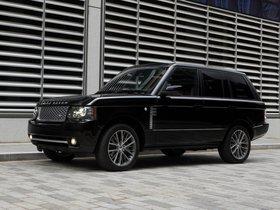 Ver foto 2 de Land Rover Range Rover Autobiography Black 40th Anniversary 2010