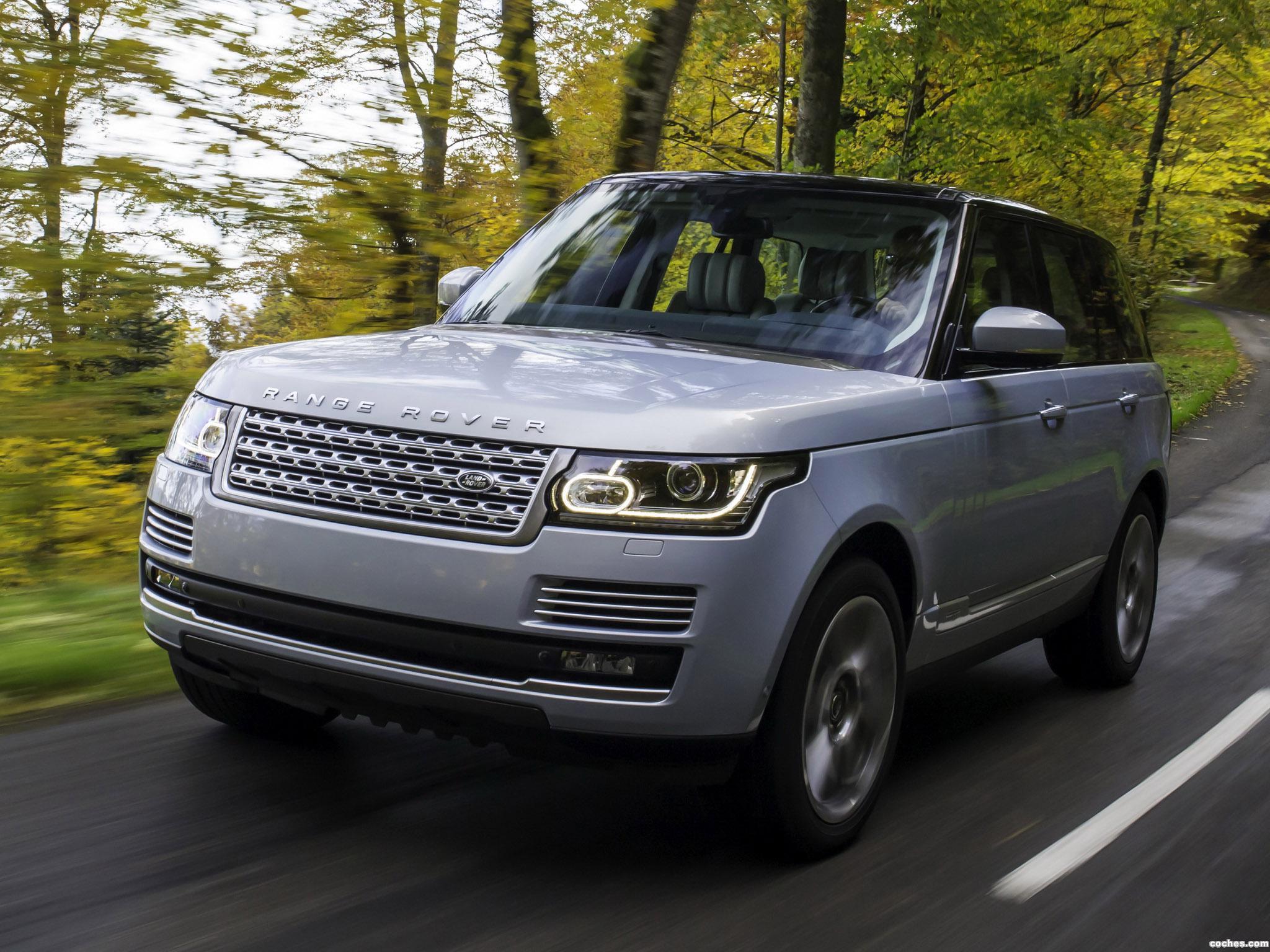 Foto 0 de Land Rover Range Rover Autobiography Hybrid 2014