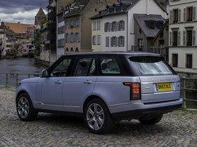 Ver foto 4 de Land Rover Range Rover Autobiography Hybrid 2014
