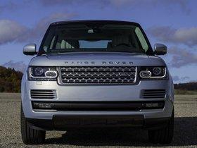 Ver foto 3 de Land Rover Range Rover Autobiography Hybrid 2014