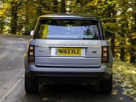 Ver foto 2 de Land Rover Range Rover Autobiography Hybrid 2014