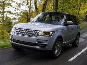 Ver foto 1 de Land Rover Range Rover Autobiography Hybrid 2014