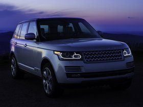 Ver foto 11 de Land Rover Range Rover Autobiography Hybrid 2014