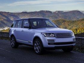Ver foto 9 de Land Rover Range Rover Autobiography Hybrid 2014