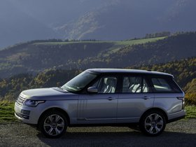 Ver foto 7 de Land Rover Range Rover Autobiography Hybrid 2014