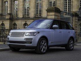 Ver foto 6 de Land Rover Range Rover Autobiography Hybrid 2014