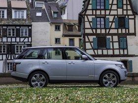Ver foto 5 de Land Rover Range Rover Autobiography Hybrid 2014