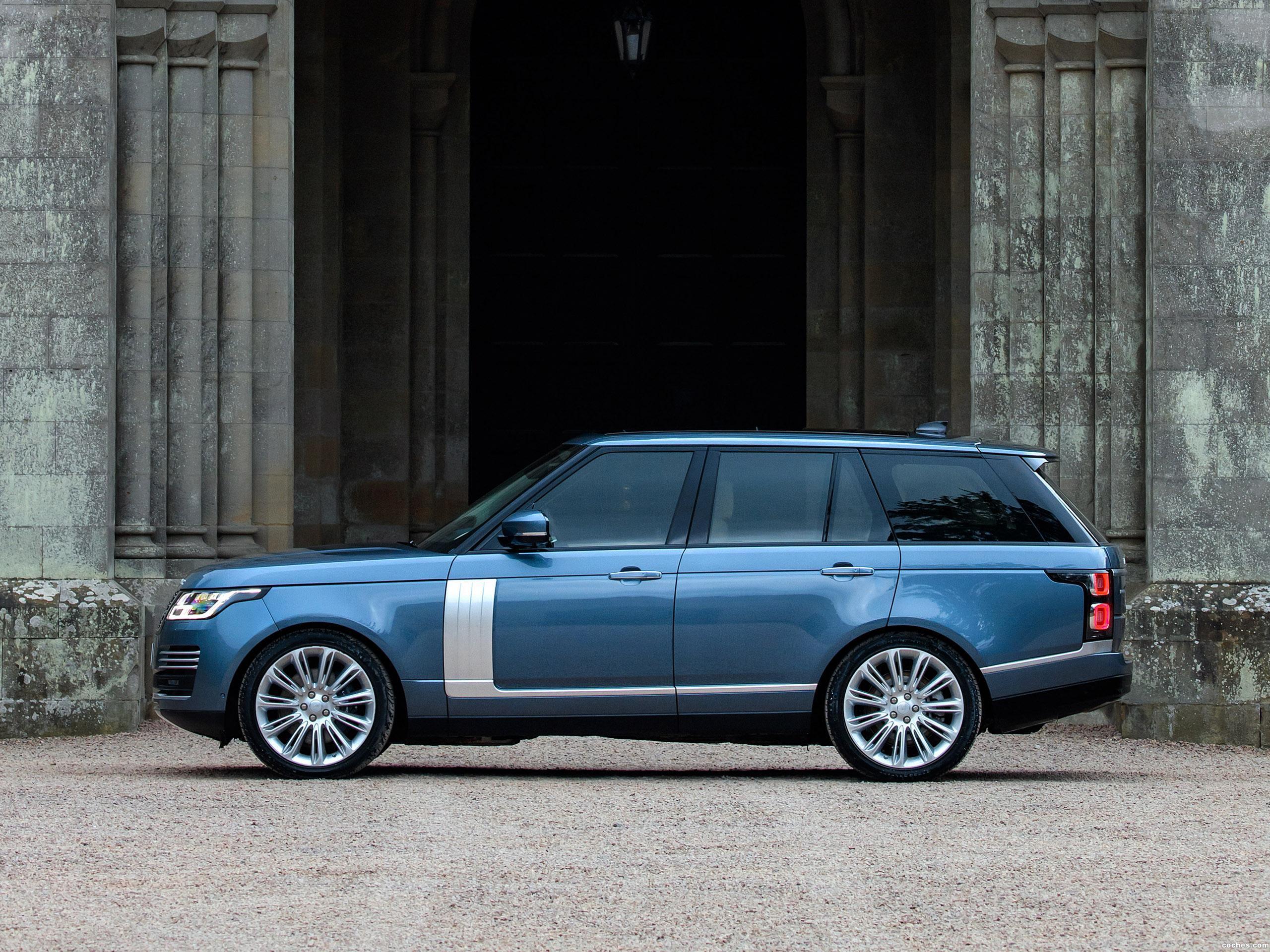 Foto de LAND ROVER Range Rover