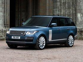 Ver foto 10 de Land Rover Range Rover Autobiography L405 2017