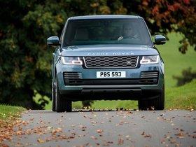 Ver foto 2 de Land Rover Range Rover Autobiography L405 2017