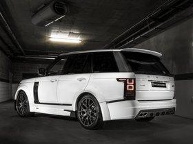 Ver foto 2 de Land Rover Range Rover Autobiography ONYX Concept L405 2014