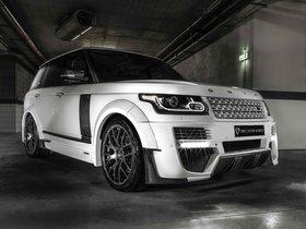 Ver foto 1 de Land Rover Range Rover Autobiography ONYX Concept L405 2014