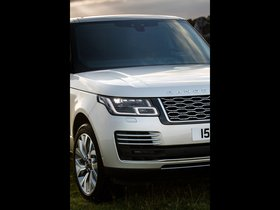 Ver foto 13 de Land Rover Range Rover Autobiography P400e LWB L405 2017