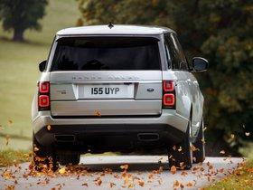 Ver foto 12 de Land Rover Range Rover Autobiography P400e LWB L405 2017
