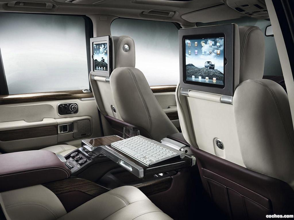 Foto 2 de Land Rover Range Rover Autobiography Ultimate Edition 2011