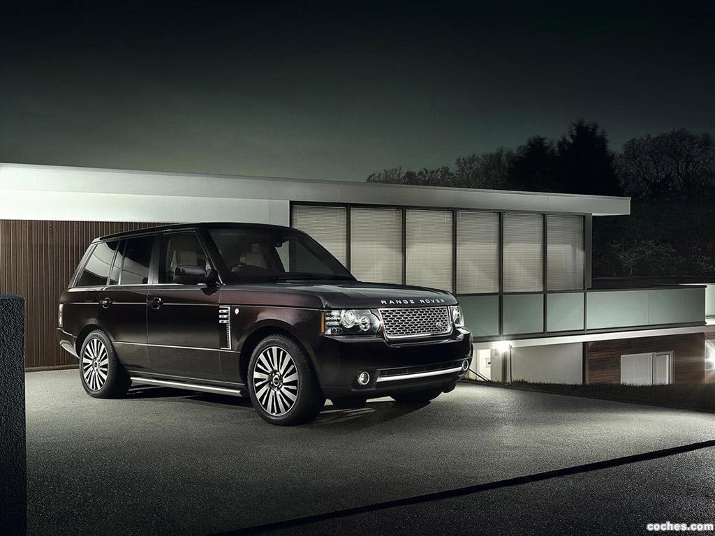 Foto 0 de Land Rover Range Rover Autobiography Ultimate Edition 2011